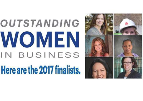 Finalists for the Outstanding Women in Business Awards